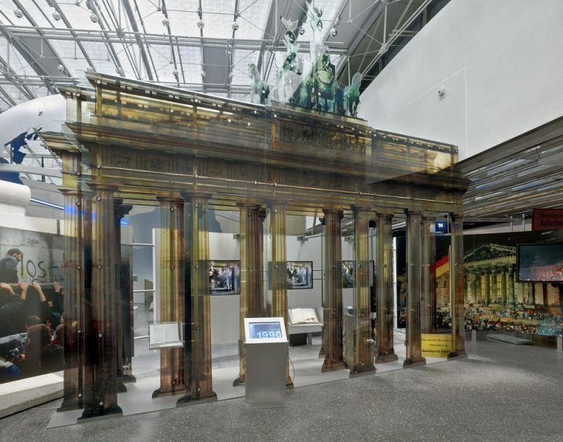 Bonn und Region Haus der Geschichte Bonn