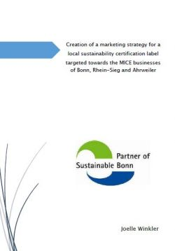 Bachelorarbeit Sustainable Bonn